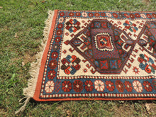 Hand Knotted Wool Turkish Area Rug - bosphorusrugs  - 4