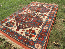 Hand Knotted Wool Turkish Area Rug - bosphorusrugs  - 5