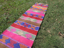 colorful kilim rugs