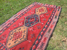Red kilims