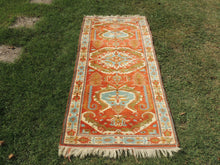 Very Rare Wool Turkish Carpet with Lovely Colors - bosphorusrugs  - 2