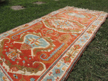 Very Rare Wool Turkish Carpet with Lovely Colors - bosphorusrugs  - 6