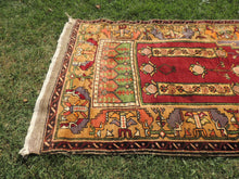 Beautiful Wool Turkish Prayer Rug - bosphorusrugs  - 3