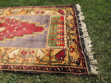 Beautiful Wool Turkish Prayer Rug - bosphorusrugs  - 5