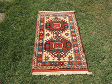 Vintage Wool Turkish Carpet - bosphorusrugs  - 2