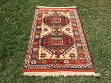 Vintage Wool Turkish Carpet - bosphorusrugs  - 3