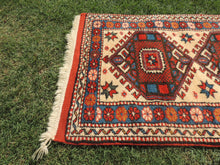 Vintage Wool Turkish Carpet - bosphorusrugs  - 4