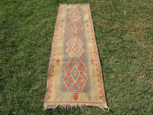 Flatwoven Decorative Turkish Kilim Rug - bosphorusrugs  - 2