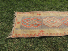 Flatwoven Decorative Turkish Kilim Rug - bosphorusrugs  - 4