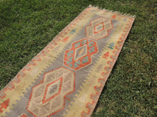 Flatwoven Decorative Turkish Kilim Rug - bosphorusrugs  - 5