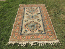 Hand knotted Decorative Turkish Area Rug - bosphorusrugs  - 3