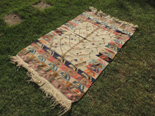 Kilim Rug with Tree of Life Design - bosphorusrugs  - 3