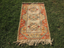 Small sized Wool Turkish Area Rug - bosphorusrugs  - 2