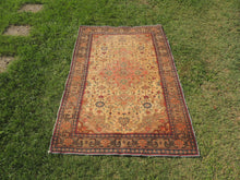 70's Hand Knotted Turkish carpet
