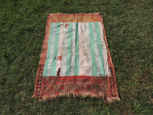 19th Century Antique Turkish prayer rug - bosphorusrugs  - 8