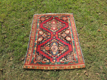 Antique Geometric carpet