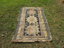 Antique Worn Caucasian Area rug - bosphorusrugs  - 3