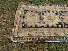 Antique Worn Caucasian Area rug - bosphorusrugs  - 4