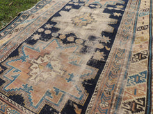 Antique Worn Caucasian Area rug - bosphorusrugs  - 5