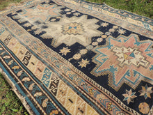 Antique Worn Caucasian Area rug - bosphorusrugs  - 7