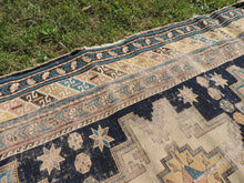 Antique Worn Caucasian Area rug - bosphorusrugs  - 8