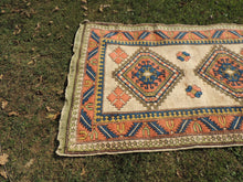 Wool Geometric Rug On Sale - bosphorusrugs  - 4