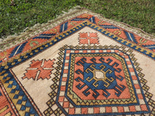 Wool Geometric Rug On Sale - bosphorusrugs  - 7