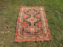 Antique Caucasian Area Rug - bosphorusrugs  - 2