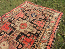 Antique Caucasian Area Rug - bosphorusrugs  - 3