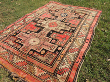 Antique Caucasian Area Rug - bosphorusrugs  - 4