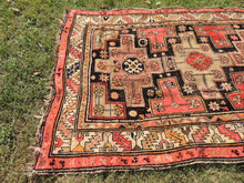 Antique Caucasian Area Rug - bosphorusrugs  - 6