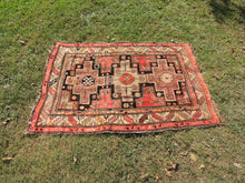 Antique Caucasian Area Rug - bosphorusrugs  - 7