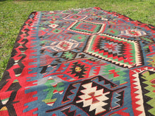 """Eshme"" kilim rug - bosphorusrugs  - 7"