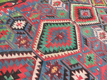 """Eshme"" kilim rug - bosphorusrugs  - 5"