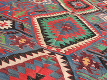 """Eshme"" kilim rug - bosphorusrugs  - 8"