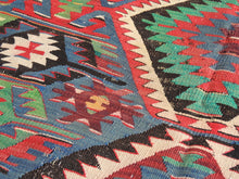 """Eshme"" kilim rug - bosphorusrugs  - 9"