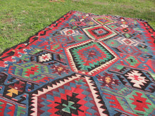 """Eshme"" kilim rug - bosphorusrugs  - 6"