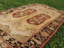 "Brown Turkish Carpet ""Maden"" - bosphorusrugs  - 6"
