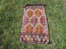 Tribal Nomad Turkish Kilim - bosphorusrugs  - 2