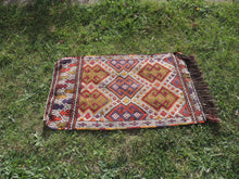 Tribal Nomad Turkish Kilim - bosphorusrugs  - 3