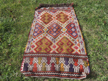 Tribal Nomad Turkish Kilim - bosphorusrugs  - 5