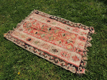 """Tree of life"""" Turkish kilim - bosphorusrugs  - 7"