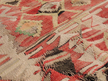 """Tree of life"""" Turkish kilim - bosphorusrugs  - 9"