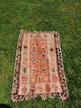 """Tree of life"""" Turkish kilim - bosphorusrugs  - 8"