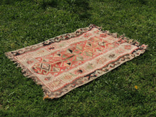 """Tree of life"""" Turkish kilim - bosphorusrugs  - 11"