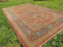 "Turkish ""Hereke"" rug - bosphorusrugs  - 3"