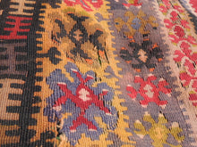 1890's antique Turkish prayer kilim - bosphorusrugs  - 7