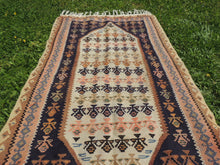 Tribal Persian kelim - bosphorusrugs  - 3
