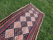 Persian tribal kilim - bosphorusrugs  - 6