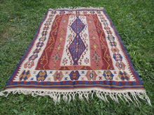 Turkish Adana kilim rug - bosphorusrugs  - 3